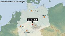 Schwerstverletzter bei Explosion: Polizei findet verstecktes Sprengstoff-Labor