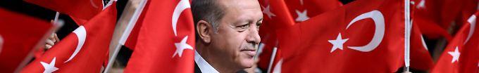 Der Tag: 15:24 Erdogan besucht Trump im Mai