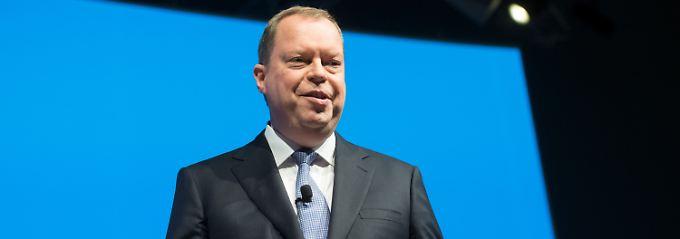 RWE-Konzenrnchef Peter Terium