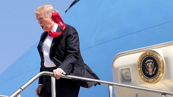 Donald Trump verärgert mit seinen Armenien-Äußerungen den Verbündeten Türkei.