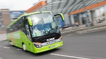 """""""Die Fahrgäste lieben den Fernbus."""""""
