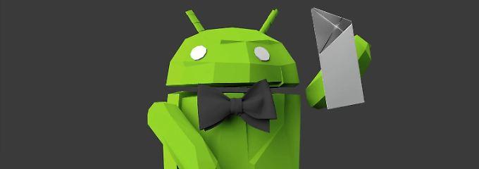 Welche ist Ihr Favorit?: Google nominiert die besten Apps des Jahres