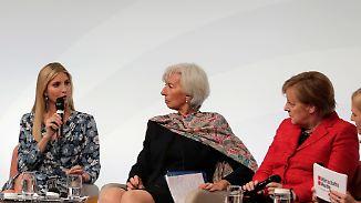"""Lobrede auf """"Feminist"""" Donald Trump: Ivanka Trump besucht W20-Gipfel zur Stärkung von Frauen"""