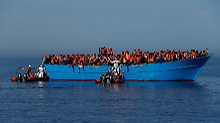 30 Prozent mehr als 2016: Zahl der Mittelmeer-Migranten steigt rasant