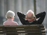 Rentenanpassung orientiert an der aktuellen Lohnentwicklung.