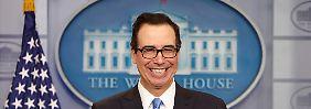 Wirtschaft soll durchstarten: Trump wird größte Steuersenkung vorschlagen
