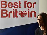 Die pro-europäische Investmentmanagerin Gina Miller ruft die Wähler in Großbritannien auf, taktisch abzustimmen, um einen harten Brexit zu verhindern.