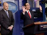 """Ein A4-Blatt mit großer Wirkung?: US-Regierung plant """"größte Steuerreform"""""""