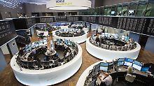 Solides Wachstum: Deutsche Börse will Aktionäre beglücken