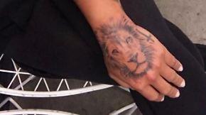 Promi-News des Tages: Löwentattoo von Demi Lovato sorgt für Aufregung