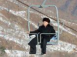 Kim Jong Uns Winterwunderland: In Nordkorea sind die Traum-Pisten noch leer