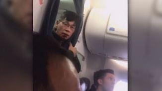 Künftig 10.000 Dollar bei Sitzplatzverzicht: United Airlines entschädigt rausgeworfenen Passagier