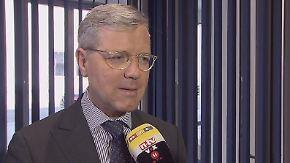 """Norbert Röttgen zu Trumps Außenpolitik: """"Das ist eine historische Testphase"""""""