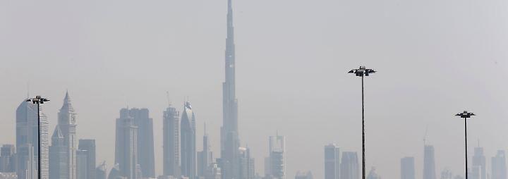 n-tv Spezial Dubai: Entdeckungstour durch Downtown