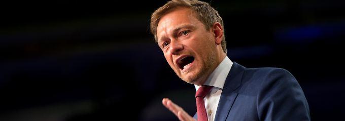 """FDP-Auferstehung und """"Özilgate"""": Lindners Kampf gegen ein traumatisches Bild"""