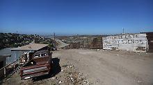 Stadt der Obdachlosen: Die Party in Tijuana ist vorbei