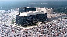 Will die eigenen Bürger künftig eingeschränkter ausspähen: die NSA