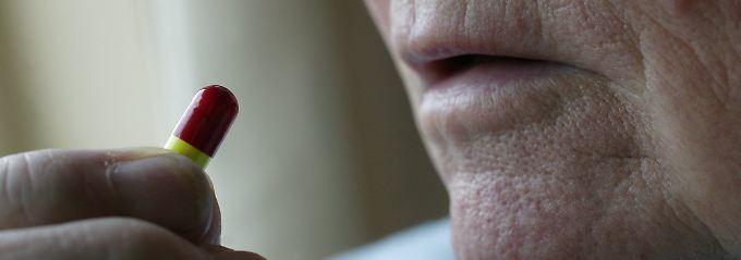 Prävention für Altersdemenz: Polyamine sind vielversprechend