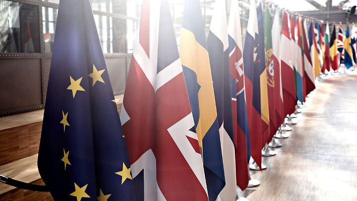 In Rekordzeit hat die EU bei einem Sondergipfel die Leitlinien für die Brexit-Verhandlungen beschlossen.