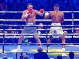 """""""Die epische Wembley-Schlacht"""": Joshuas Sieg elektrisiert die Boxwelt"""