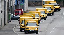 Großauftrag für Streetscooter: Fischhändler kauft E-Lieferwagen der Post