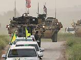 Kritik an gemeinsamer Patrouille: Erdogan: USA sollen mit Kurden brechen