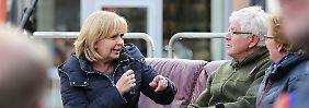 Wahl in Nordrhein-Westfalen: Der schroffe Charme der Hannelore Kraft