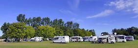 Preisgefälle in Europa: Deutsche Campingplätze sind günstiger