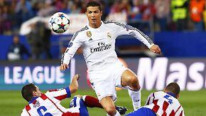Stadtduell im CL-Halbfinale: Bayern-Bezwinger Real Madrid empfängt Atlético