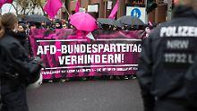 Regierung war schneller: AfD bittet OSZE um Wahlbeobachter