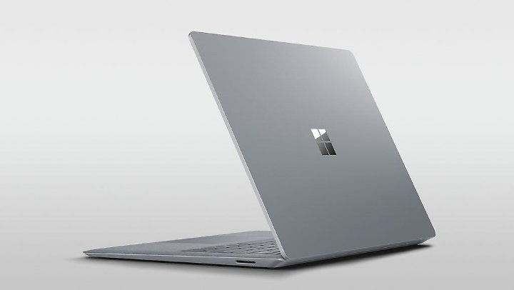 Das Surface Laptop ist Microsofts neues Notebook-Flaggschiff mit Windows 10 S.