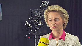 """Ursula von der Leyen im n-tv Interview: """"Muster ist identisch, zu viele schauen weg"""""""