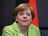 Stern-RTL-Wahltrend: SPD verliert weiter - Merkel gewinnt