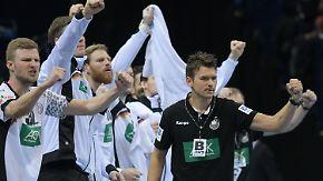 Europameister gegen WM-Dritten: DHB-Team erwartet in Ljubljana ein Hexenkessel