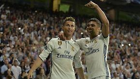 """Stimmen zum Real-Sieg: """"Ronaldo ist einfach der beste Spieler der Welt"""""""