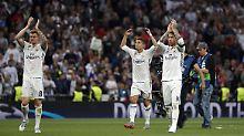 Toni Kroos und Cristiano Ronaldo - zwei herausragende Spieler im Star-Ensemble von Real Madrid.