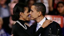 Ehrgeiz zerstörte Beziehung: Obama wollte zunächst eine andere heiraten