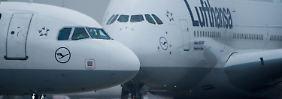 Airline ist Spitzenreiter im Dax: Analyst hebt Lufthansa auf Drei-Jahres-Hoch