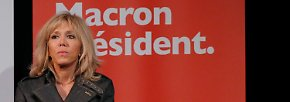 Madame Brigitte Macron: Altersunterschied? Welcher Altersunterschied?