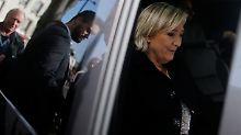 """""""Das sind Antisemiten"""": Die Männer im Schatten von Le Pen"""