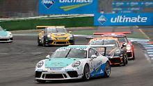 Doppelsieg im Carrera Cup: Olsen feiert perfekten Start in Hockenheim