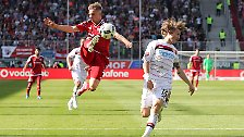 FC Ingolstadt - Bayer Leverkusen 1:1 (0:0)