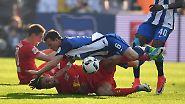 """Die Bundesliga in Wort und Witz: """"Jeder hat sich den Arsch aufgerissen"""""""