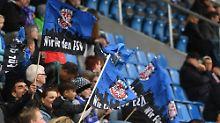 Der FSV Frankfurt muss in der kommenden Saison in der Regionalliga antreten.