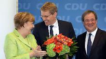 Werben für Jamaika: CDU und FDP wollen mit Grünen regieren