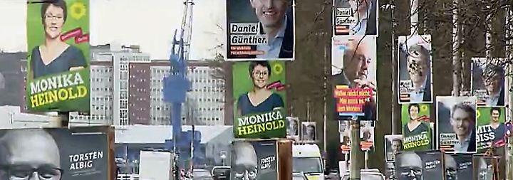 Wahlprogramme zweitrangig: Parteien setzen auf starke Persönlichkeiten
