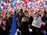 Frankreich und die Wut: Warum so viele Marine Le Pen wählten