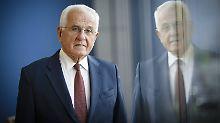 """Reform """"seiner"""" Reform: Die späte Karriere des Peter Hartz"""