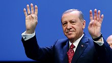 """""""Strategisches Ziel"""": Erdogan will weiterhin in die EU"""