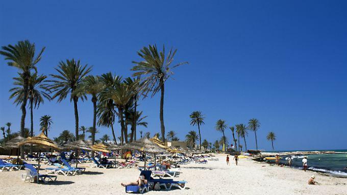 Tunesiens Tourismusbranche hofft auf eine Wende im Sommer 2017.